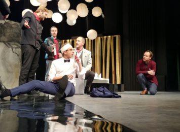 Przywitaj Nowy Rok w Teatrze im. Adama Mickiewicza i spektaklem Testosteron