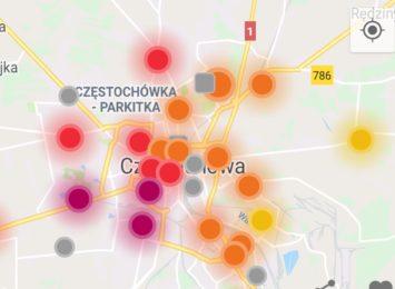 Smog nad Częstochową!