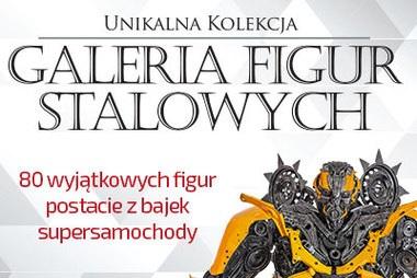 Galeria Figur Stalowych dostępna w M1 Częstochowa!