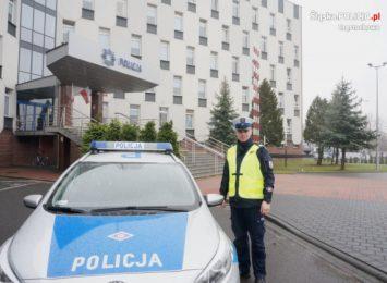 Policjant uratował życie 57-letniego mężczyzny