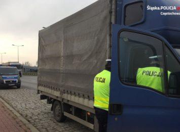 """Częstochowska policja podsumowała wczorajsze (20.11.) działania pod nazwą """"SMOG"""""""