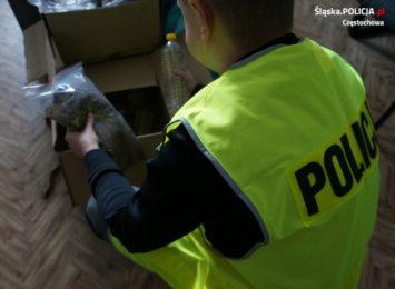 """Policjanci przechwycili """"lewy"""" alkohol i papierosy"""