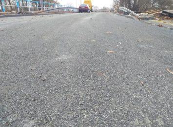 Do finału zmierzają prace budowlane w rejonie mostu przy Zawodziańskiej.