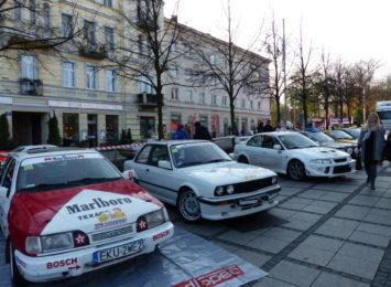 III Jurajski Wyścig Samochodowy w najbliższą sobotę (09.11.)