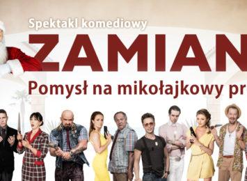 """Premierowy spektakl """"Zamiana"""" w Filharmonii im. Bronisława Hubermana"""