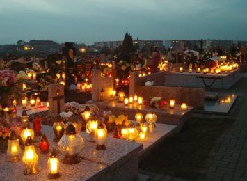 Jak co roku, 1 listopada w rejonach częstochowskich nekropolii pojawią się zmiany w organizacji ruchu