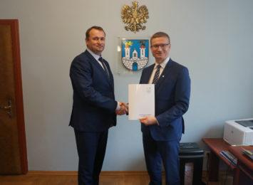 Bartłomiej Sabat nowym wiceprezydentem miasta
