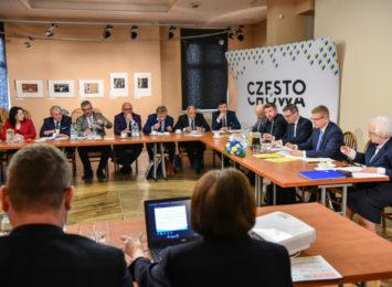 Samorządowcy regionu dyskutowali o finansach