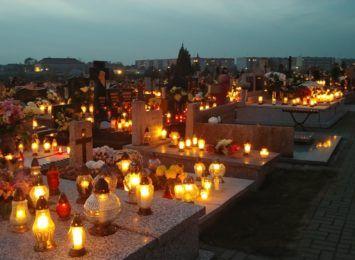 Cmentarze zamknięte przez kolejne 3 dni