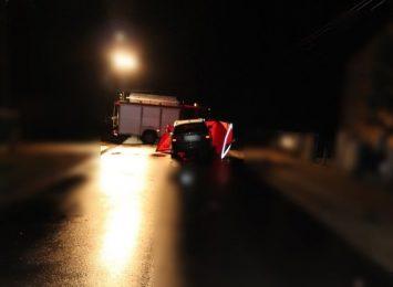 Tragiczny wypadek w Borowiance. Nie żyje 70-letni mężczyzna
