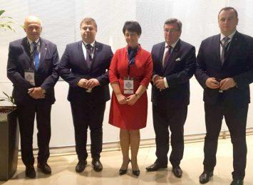 Porozumienie o współpracy z regionem Hauts-de-France podpisały wtorek władze samorządowe województwa śląskiego