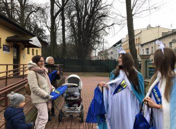 Radiowy święty mikołaj oraz jego śnieżynki ponownie w Częstochowie! [WIDEO]