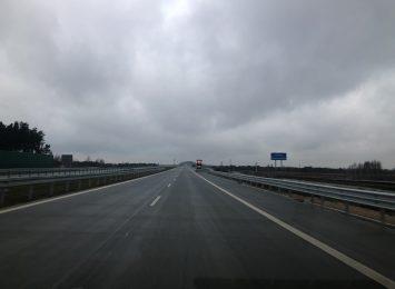 Kiedy zniknie ograniczenie prędkości do 80 km/h na odcinku A1 wokół Częstochowy?