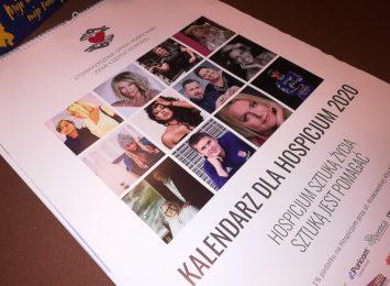 Częstochowskie hospicjum przygotowało 6. edycję swojego charytatywnego kalendarza