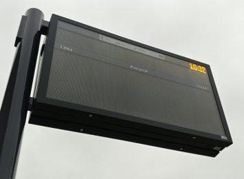 Zarząd Dróg zakończył fazę testów dynamicznej informacji pasażerskiej
