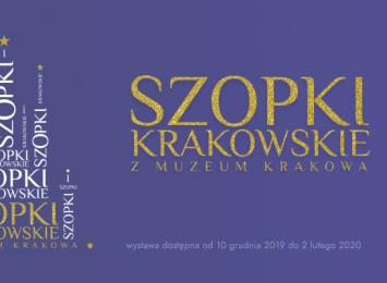 """Otwarcie wystawy """"Szopki krakowskie"""" ze zbiorów Muzeum Krakowa"""