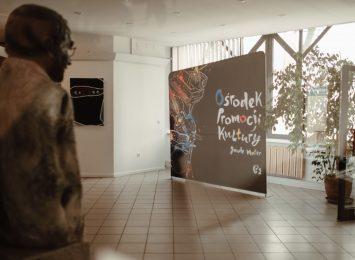 Mieszkańcy tłumnie przychodzą oglądać wystawę pokonkursową 1. Międzynarodowego Biennale Fotografii Ulicznej