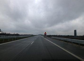 Zbudują na A1 system zarządzania ruchem dla usprawnienia przejazdów i bezpieczeństwa na autostradzie