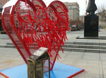 Jan Łaczmański ponownie inicjuje akcję zbierania kluczy na rzecz Fundacji Budzik