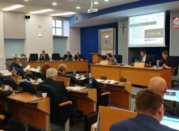 Sesja rady miasta w związku z zagrożeniem koronawirusem