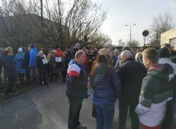 Niechciana przez mieszkańców inwestycja przy ulicy Dojazdowej. Zebraliśmy kolejne komentarze jej przeciwników