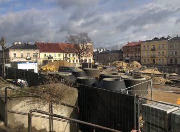Przebudowa Starego Rynku. Mieszkańcy muszą liczyć się z utrudnieniami