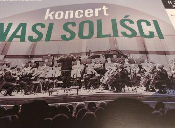 Orkiestra Symfoniczna Filharmonii Częstochowskiej zaprezentuje na specjalnym koncercie swoich solistów