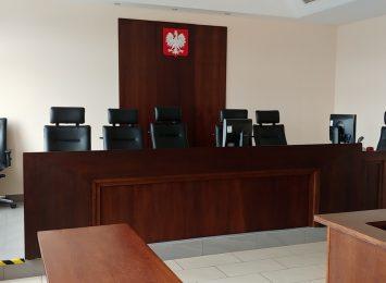 Problem pandemii coraz bardziej odbija się na pracy częstochowskich sądów