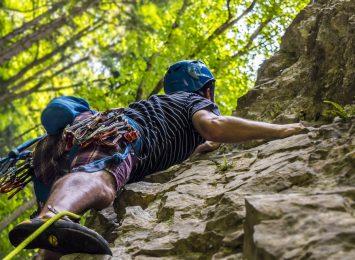 Wiosną na jurajskie skałki wspinaczkowe będzie zapraszać całe rodziny gmina Żarki