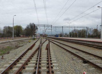 """Zakończyły się prace na kolejowej """"Wiedence"""