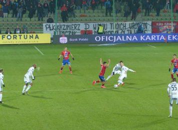 PKO Ekstraklasa RKS Raków zagra dziś (20.04) wieczorem z Wartą Poznań