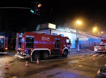 W Częstochowie przybywa pożarów. O niepokojących statystykach informują strażacy