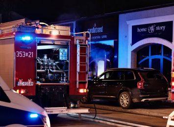 Trwa wyjaśnianie okoliczności pożaru, który wybuchł wczoraj (8.03) wieczorem przy ulicy Dąbrowskiego w Częstochowie