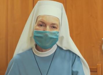 Kilkadziesiąt sióstr zakonnych rozpoczęło akcję związaną z szyciem maseczek