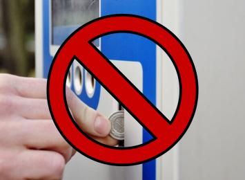 MZDiT zawiesza opłaty za parkowanie w płatnej strefie