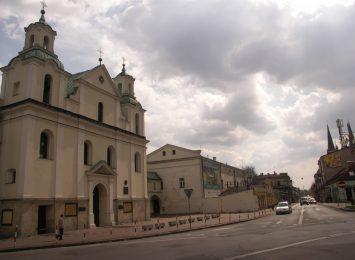 Parafia św. Zygmunta też pomaga