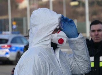 Coraz więcej osób hospitalizowanych w naszym regionie z powodu zakażenia bądź podejrzenia zakażenia koronawirusem SARS-CoV-2. [STATYSTYKI]