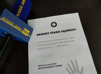 Pojawiają się już dobrosąsiedzkie inicjatywy mieszkańców w Częstochowie