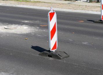 Utrudnienia drogowe w Gminie Poraj