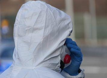 Pandemia przyspiesza, w mieście gorsze statystyki USC, i nadal niewiele zaszczepionych