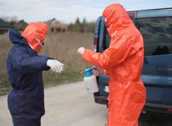 163 nowe przypadki koronawirusa potwierdzone testami. Statystyki Wojewódzkiej Stacji Sanitarno-Epidemiologicznej