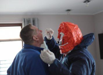Około tysiąca górników ma dziś zostać poddanych testom na obecność koronawirusa