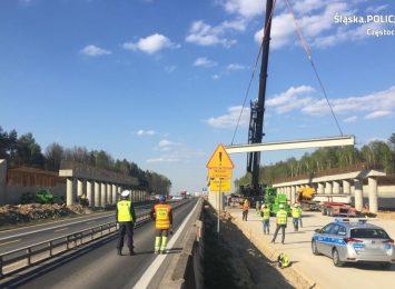 Uwaga kierowcy - kolejne utrudnienia w związku z budową A1