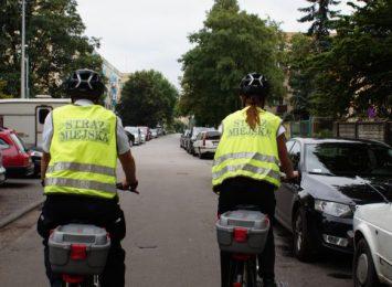 Ponad setka interwencji patroli Straży Miejskiej, to efekt działań tylko podczas minionego weekendu