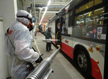 Podróżujących autobusami mniej, ale bezpieczeństwo w nich pozostaje najważniejsze