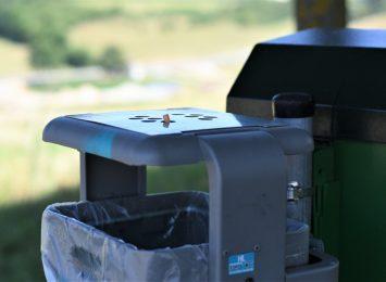 Dezynfekcja koszów na śmieci w Częstochowie