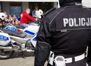 Częstochowska drogówka rozpoczęła sezon motocyklowy
