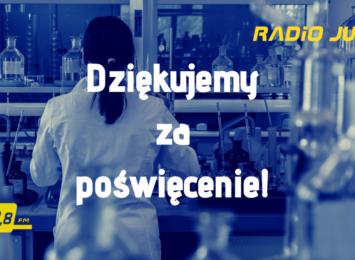 27 maj to Dzień Diagnosty Laboratoryjnego. Dziękujemy za Wasze poświęcenie w dobie pandemii!
