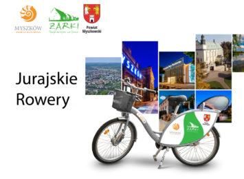 System Jurajskich Rowerów wystartuje już 1 czerwca!