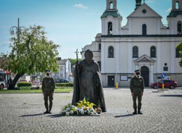 W Częstochowie uczczono setną rocznicę urodzin Papieża - Polaka